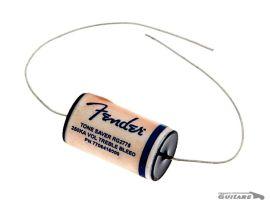 Fender 250k Condensateur Premium TONE SAVER Strat/Tele Treble Bleed