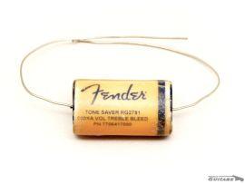 Fender 500k Condensateur Premium TONE SAVER Strat Tele Treble Bleed