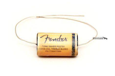 Fender 500k Condensateur tone saver Treble Bleed 770-6417-049