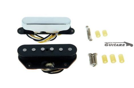 Micros Fender Telecaster Twisted Pickups Custom Shop