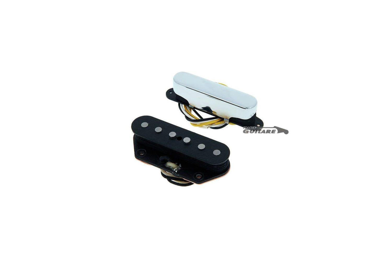 Micros Fender Telecaster Twisted Pickups Custom Shop