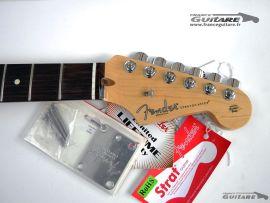 Kit Manche Fender Stratocaster American Standard Palissandre