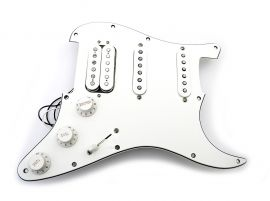 Loaded Pickguard Fender Stratocaster Player HSS Mexico 2018