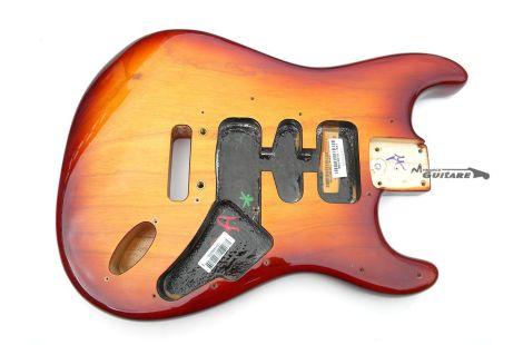 Fender Stratocaster American professional Ash body Sienna Sunburst
