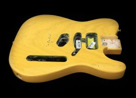 Corps Fender Telecaster American Professional Butterscotch Blonde Ash body