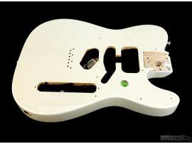 Corps Fender Deluxe Nashville Telecaster White Blonde body 2018