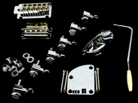 Kit Accastillage hardware Fender Stratocaster Roadhouse mexico 2018