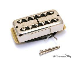 Micro Fender Gretsch FilterTron Pickups neck manche chromé
