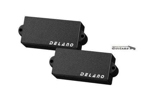 Micros DELANO Pickups Precision Bass Split Coil Humbucker