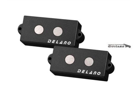 Micros DELANO Pickups Precision Bass Ferrite Split Coil PMVC4