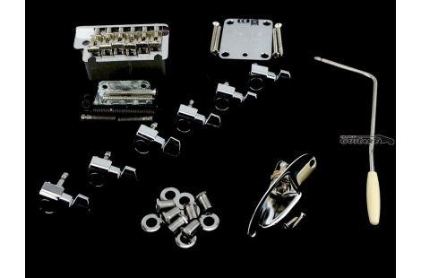 Kit Accastillage hardware Fender Stratocaster Professional USA chrome