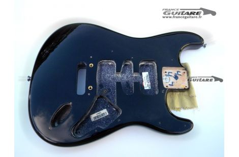 Corps Fender Stratocaster American Standard Black HSH 2012
