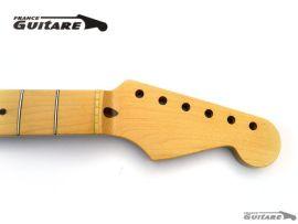 Manche Stratocaster Licence Fender Allparts profil Soft V Medium Relic