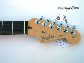 Manche Fender Stratocaster American Standard Palissandre Tuners