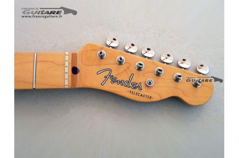 Manche Fender Telecaster Baja Classic Player et Mécaniques