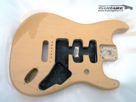 Corps Stratocaster Fender Deluxe Player Vintage Blonde 2013