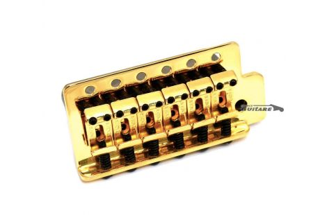 Bridge Assembly Tremolo Fender Stratocaster Gold Standard Mexico