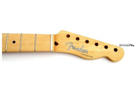 Manche Genuine Fender Telecaster Maple Neck 1951 RI Fat U frettes 6105