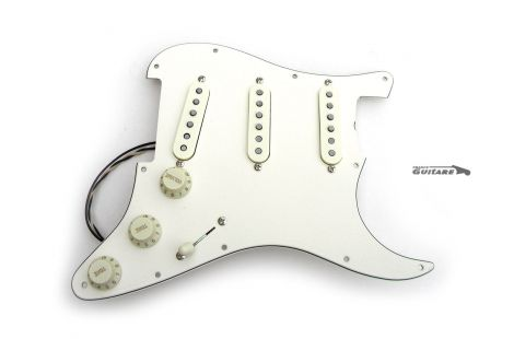 Loaded Pickguard Fender Stratocaster Custom Shop 1963 Player Reissue