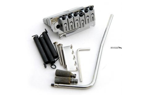 Tremolo chrome Fender American Strat Plus Ultra Serie Floyd Rose 1993