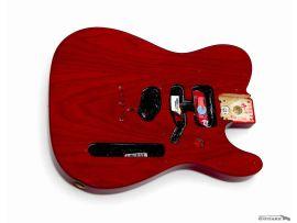 Corps Fender Telecaster American Standard FSR Crimson Red