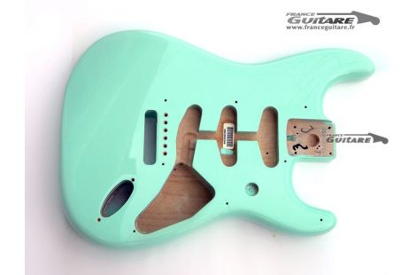 Corps Fender Stratocaster Classic Series 50s Surf Green