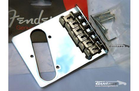 Chevalet Fender Telecaster American Standard Pontets Vintage USA