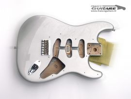 Corps Stratocaster Fender Robert Cray Inca Silver Hard Tail 2013