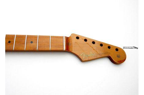 Fender Stratocaster Vintera Roasted Maple mod 50's V to C shape