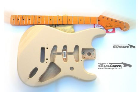 Kit Corps et Manche Stratocaster Fender 2014 Classic Player 50s