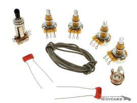Kit câblage Gibson Les Paul USA EP4140-000