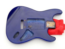 Corps Fender American Strat Plus Standard Imperial Blue 1992