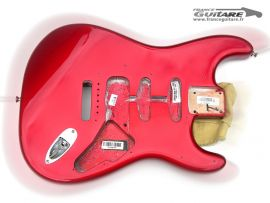 Corps Stratocaster American Special Vintage Candy Apple Red HSS