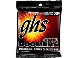 Cordes guitare électrique GHS Boomers 09 42