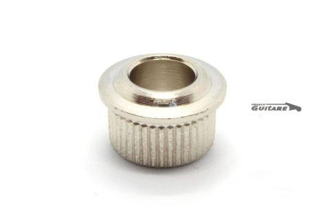 Adaptateur bushing bague chromé Vintage tuners mécaniques 6mm/10mm