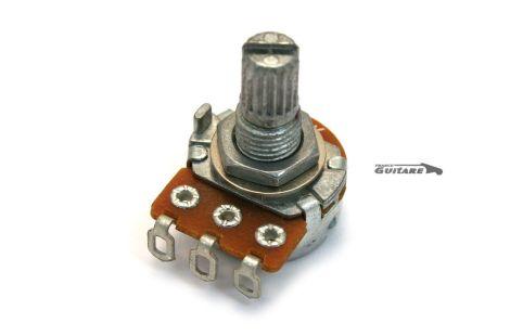 Alpha Mini audio potentiomètre 100K log Allparts EP4780-000
