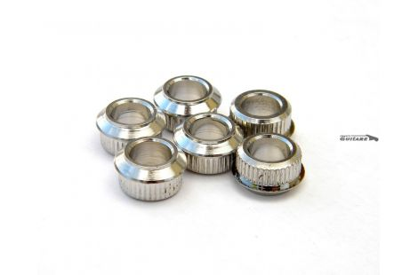Bagues Bushing Adapatateur Vintage Tuners nickel 10mm