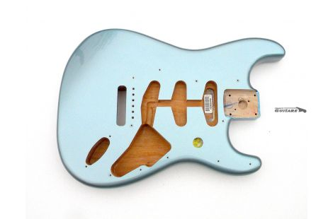 Corps Stratocaster Fender series Vintera 60s Ice Blue Metallic 2020