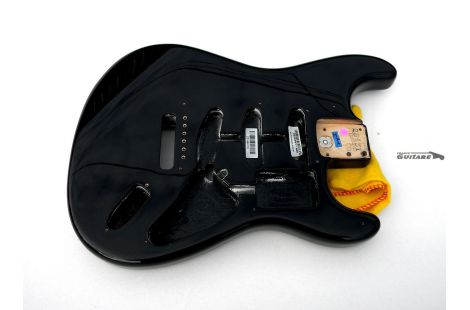 Corps Fender Stratocaster American Artist Eric Clapton Blackie Aulne