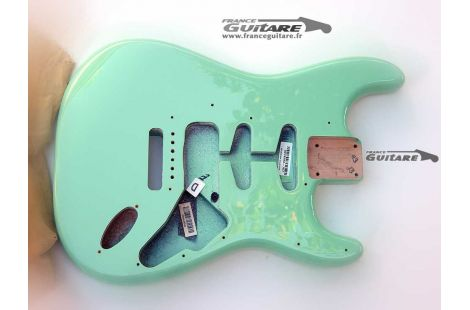 Corps Fender Stratocaster American Special Sea Foam Green HSS