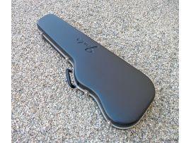Etui fender Strat et Tele American Deluxe Flight Case Coque Moulée PVC