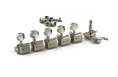 Mécaniques Kluson Vintage Classic Droitier Strat ou Tele Tone Pro 6 en ligne