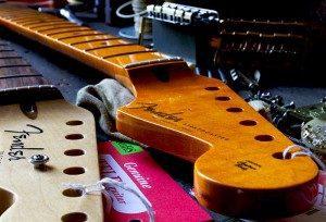 profils de manches Fender