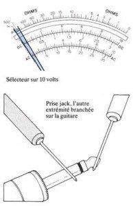tester un câble jack
