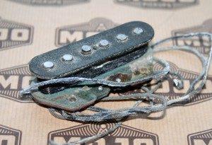 réparer micro guitare électrique