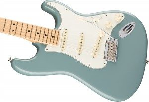 sonic grey stratocaster