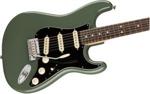 Fender American Professional remplace la série American Standard