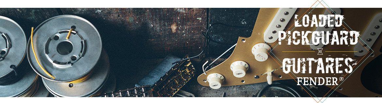 Pickguards Guitare