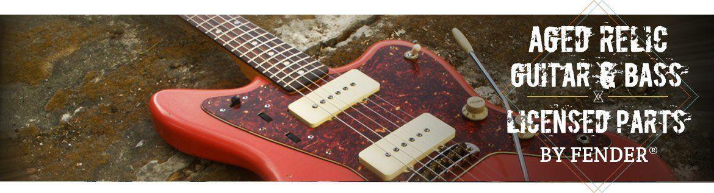 Piéces de guitare Aged Relic