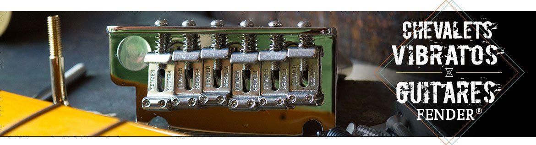Pontets pour Guitares Fender